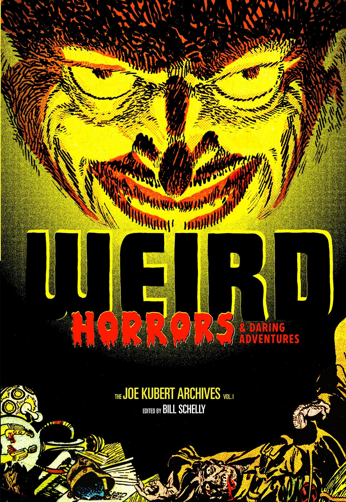 Read online The Joe Kubert Archives comic -  Issue # TPB (Part 1) - 1