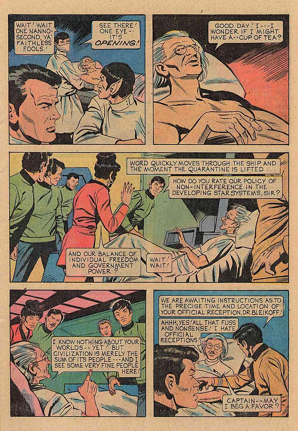 Star Trek (1967) issue 39 - Page 7