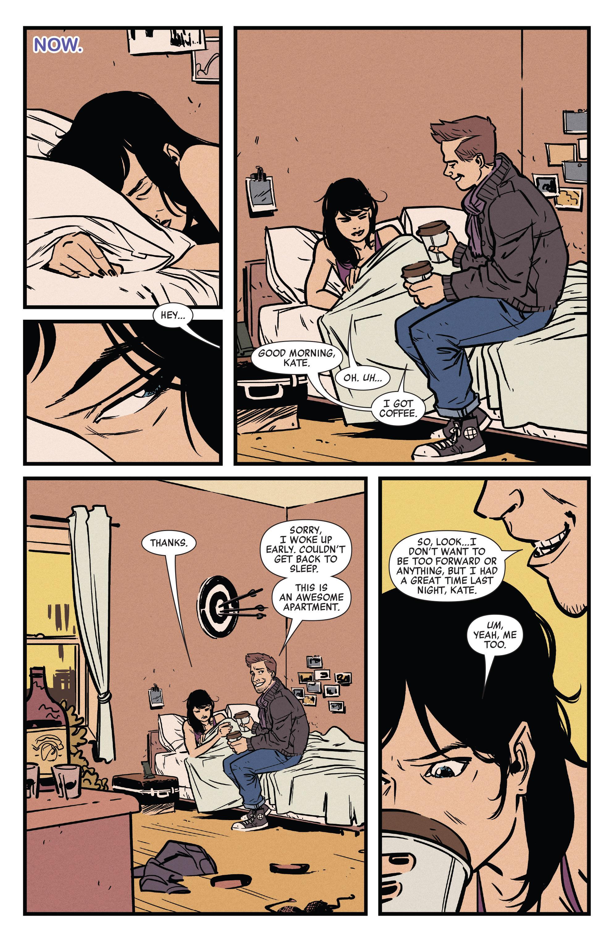 Read online All-New Hawkeye (2016) comic -  Issue #3 - 5