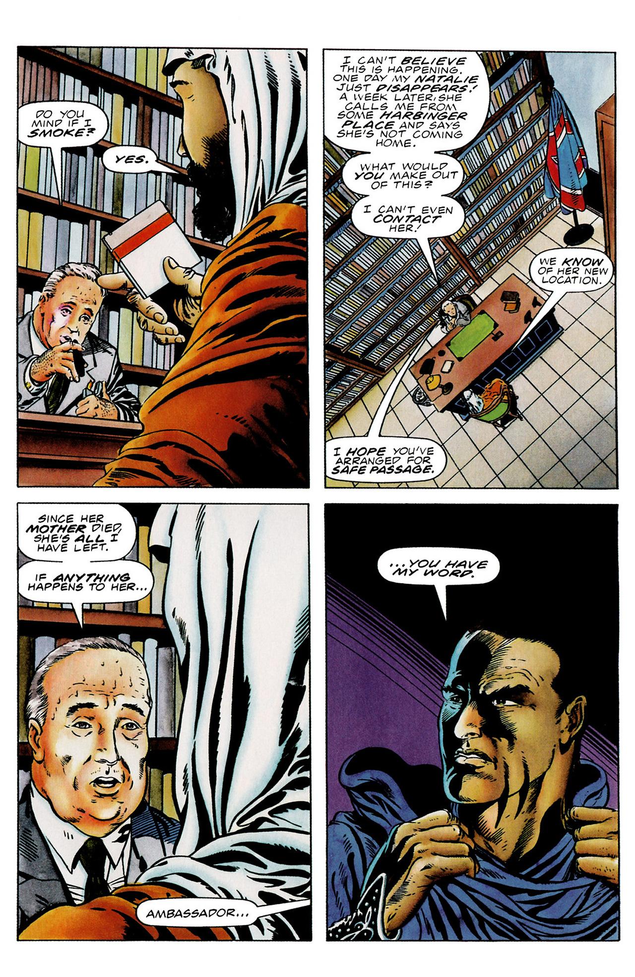 Read online Harbinger (1992) comic -  Issue #18 - 14