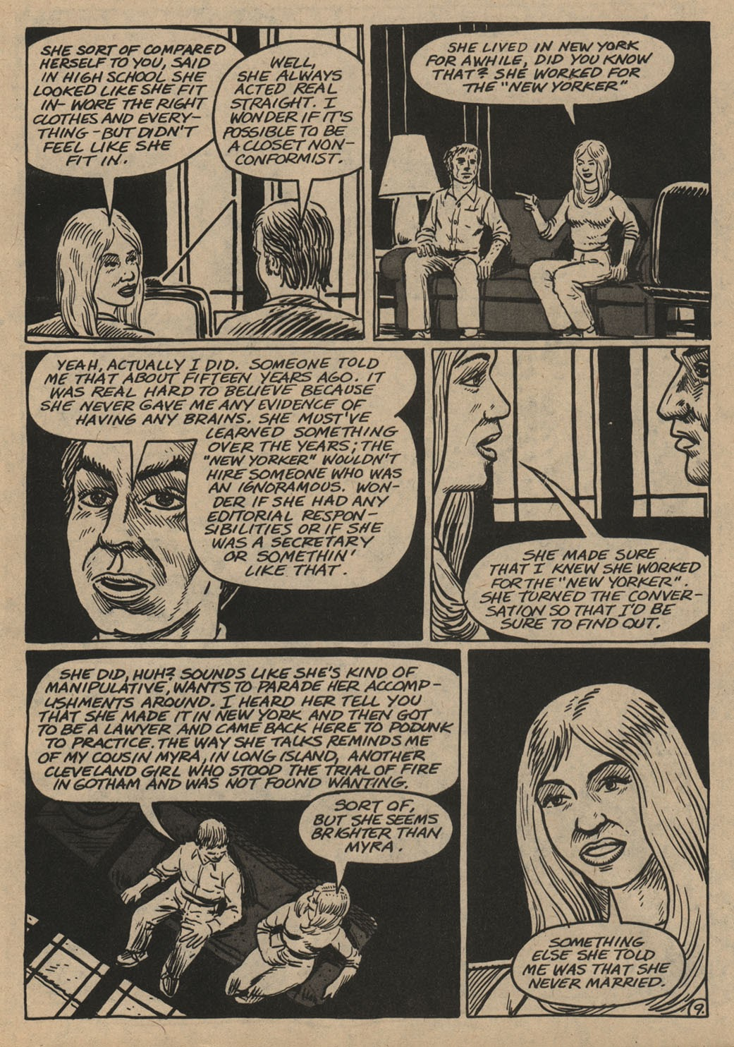 American Splendor (1976) issue 6 - Page 56