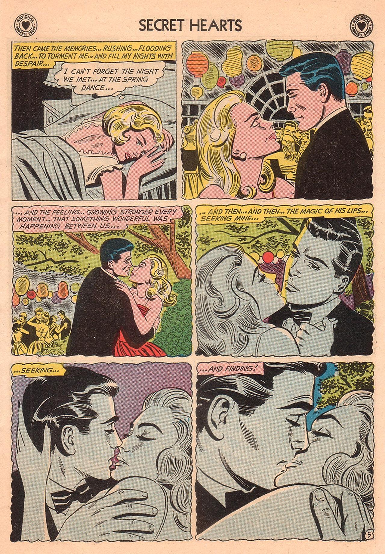 Read online Secret Hearts comic -  Issue #74 - 15