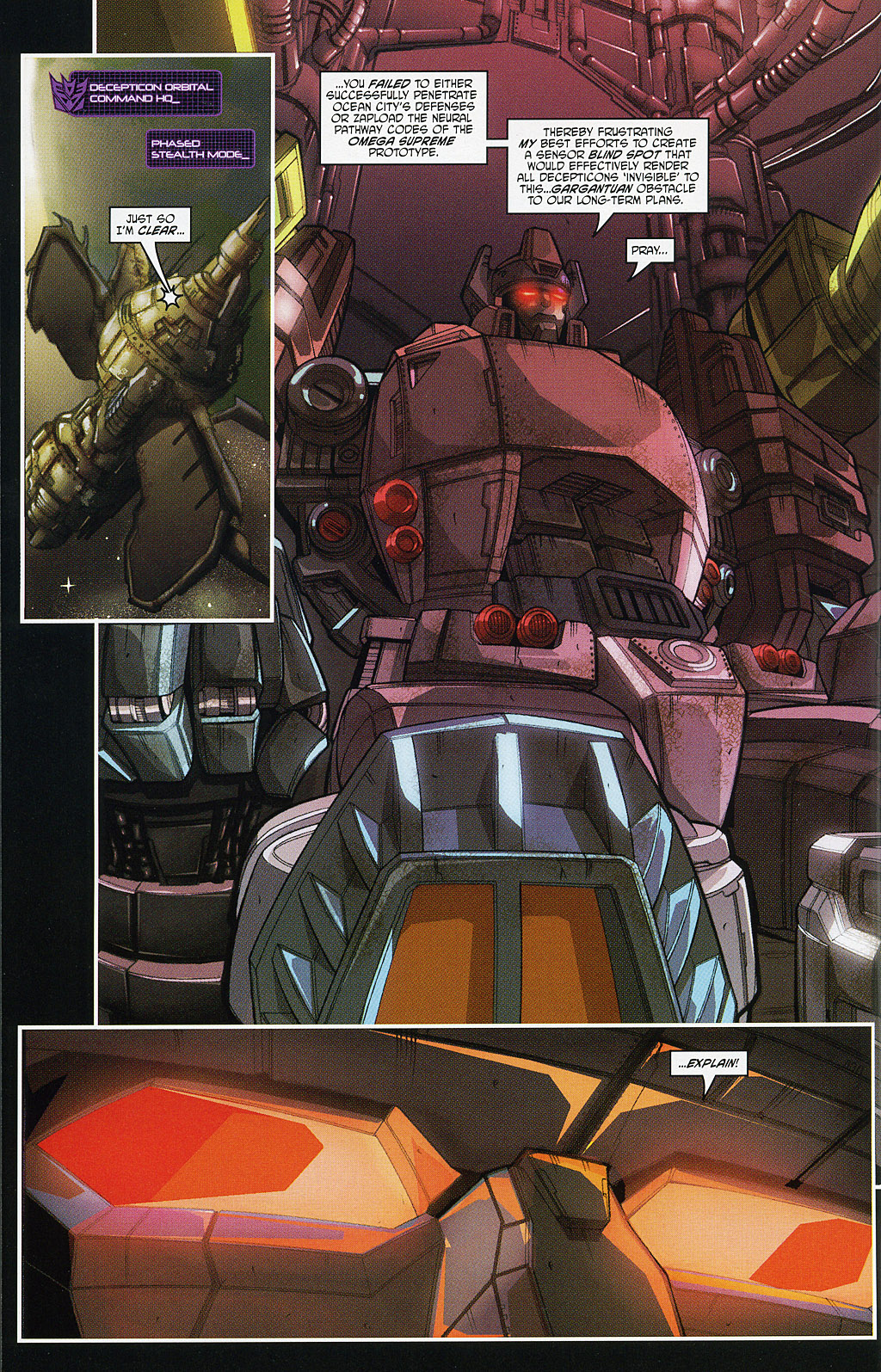 Read online Transformers 20th Anniversary Summer Special comic -  Issue # Full - 13