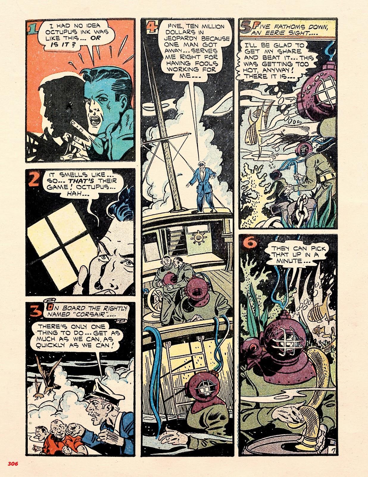 Read online Super Weird Heroes comic -  Issue # TPB 2 (Part 3) - 106