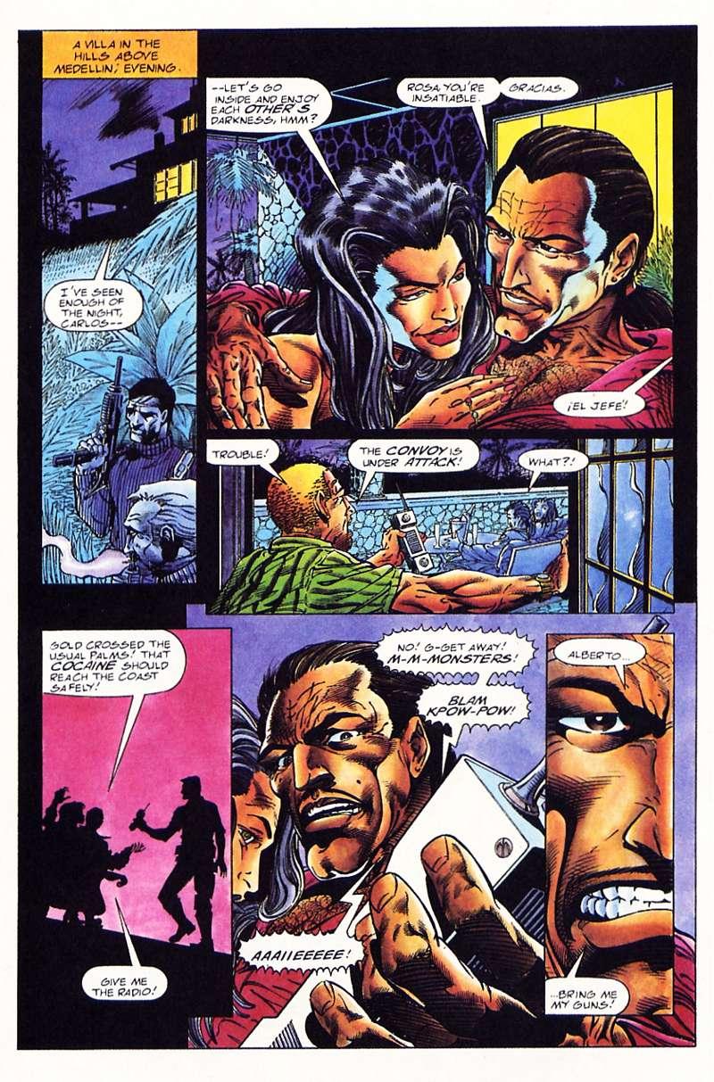 Read online Turok, Dinosaur Hunter (1993) comic -  Issue #1 - 13