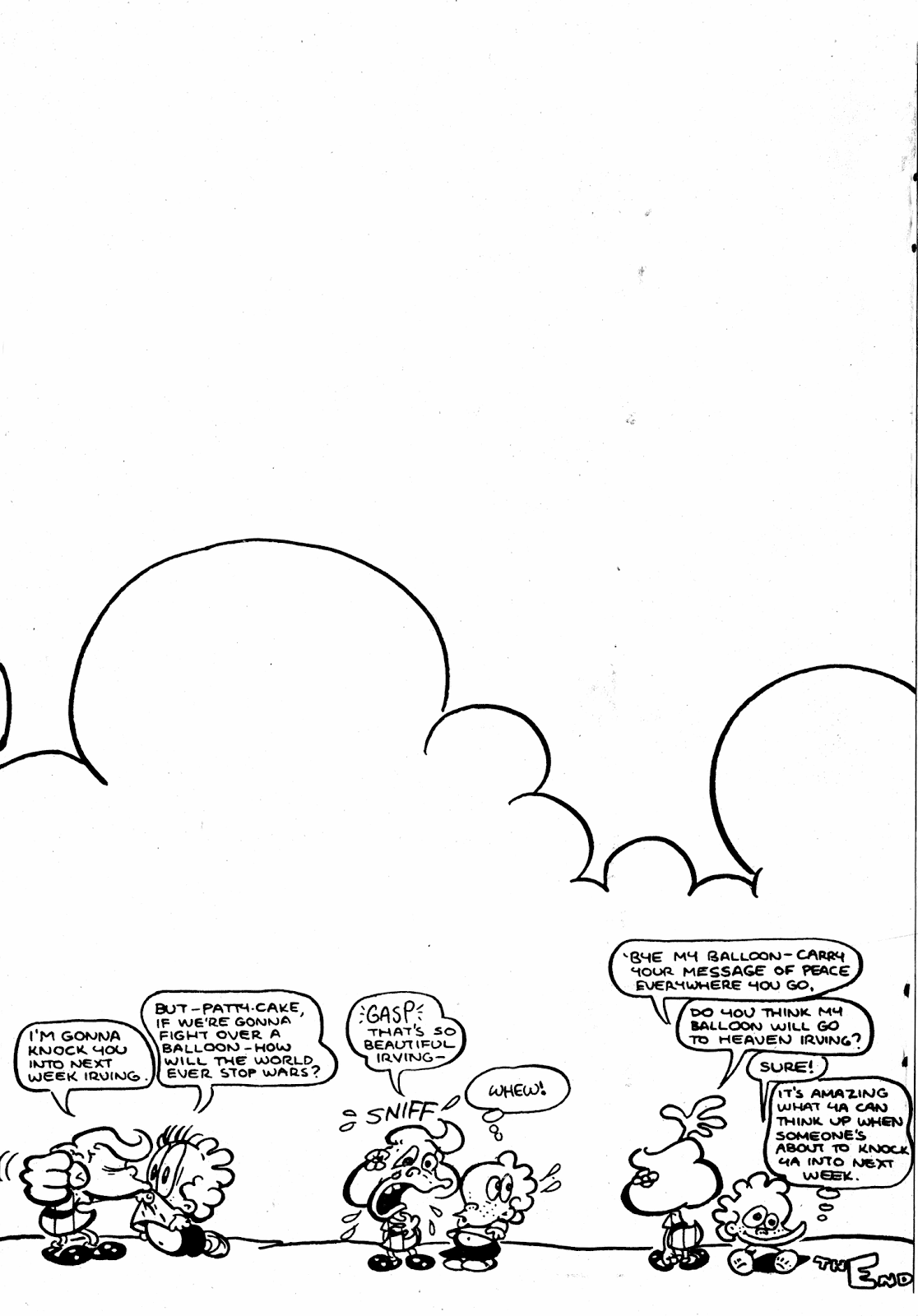 Read online Patty Cake comic -  Issue #3 - 19