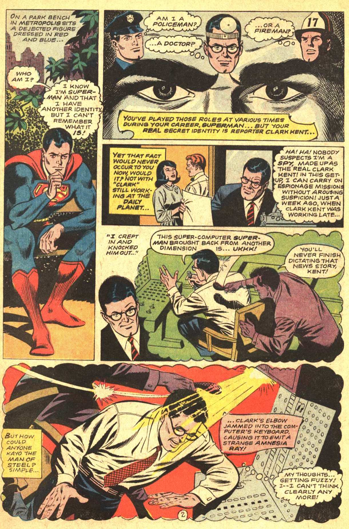 Read online Action Comics (1938) comic -  Issue #372 - 4