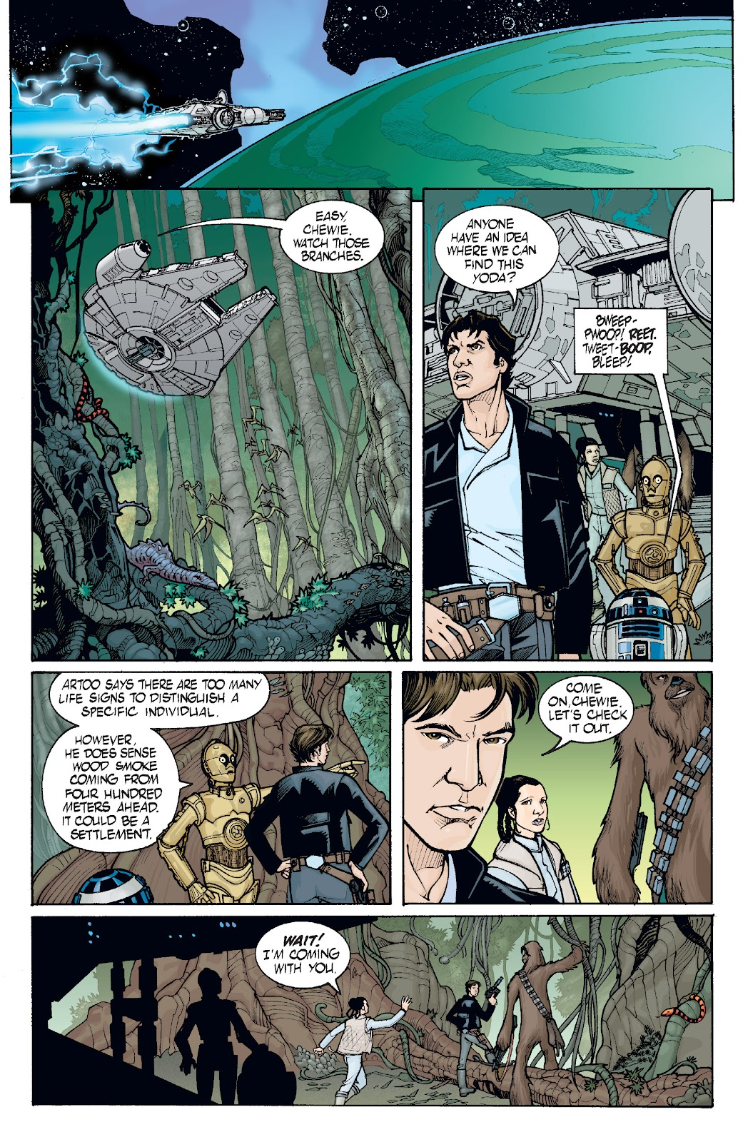 Read online Star Wars Legends: Infinities - Epic Collection comic -  Issue # TPB (Part 2) - 40