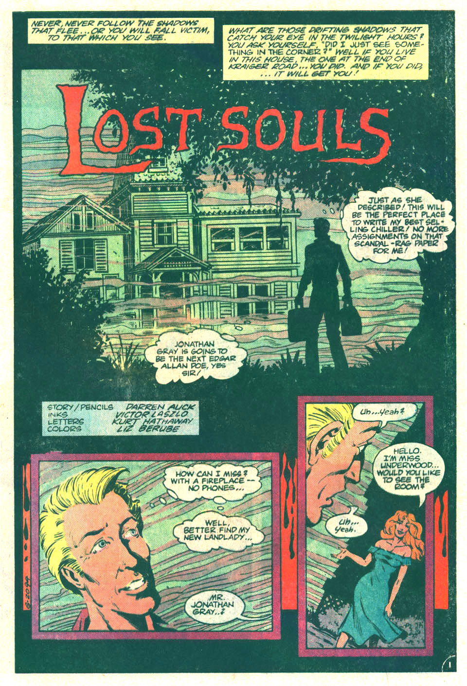 Elvira's House of Mystery Issue #9 #10 - English 4