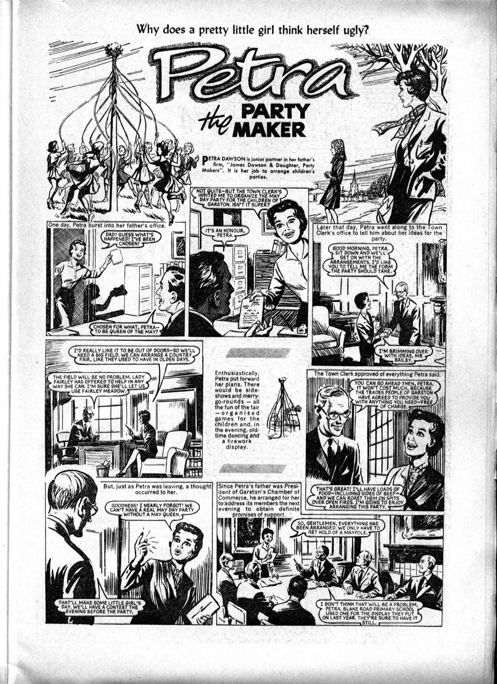 Read online Judy comic -  Issue #162 - 9