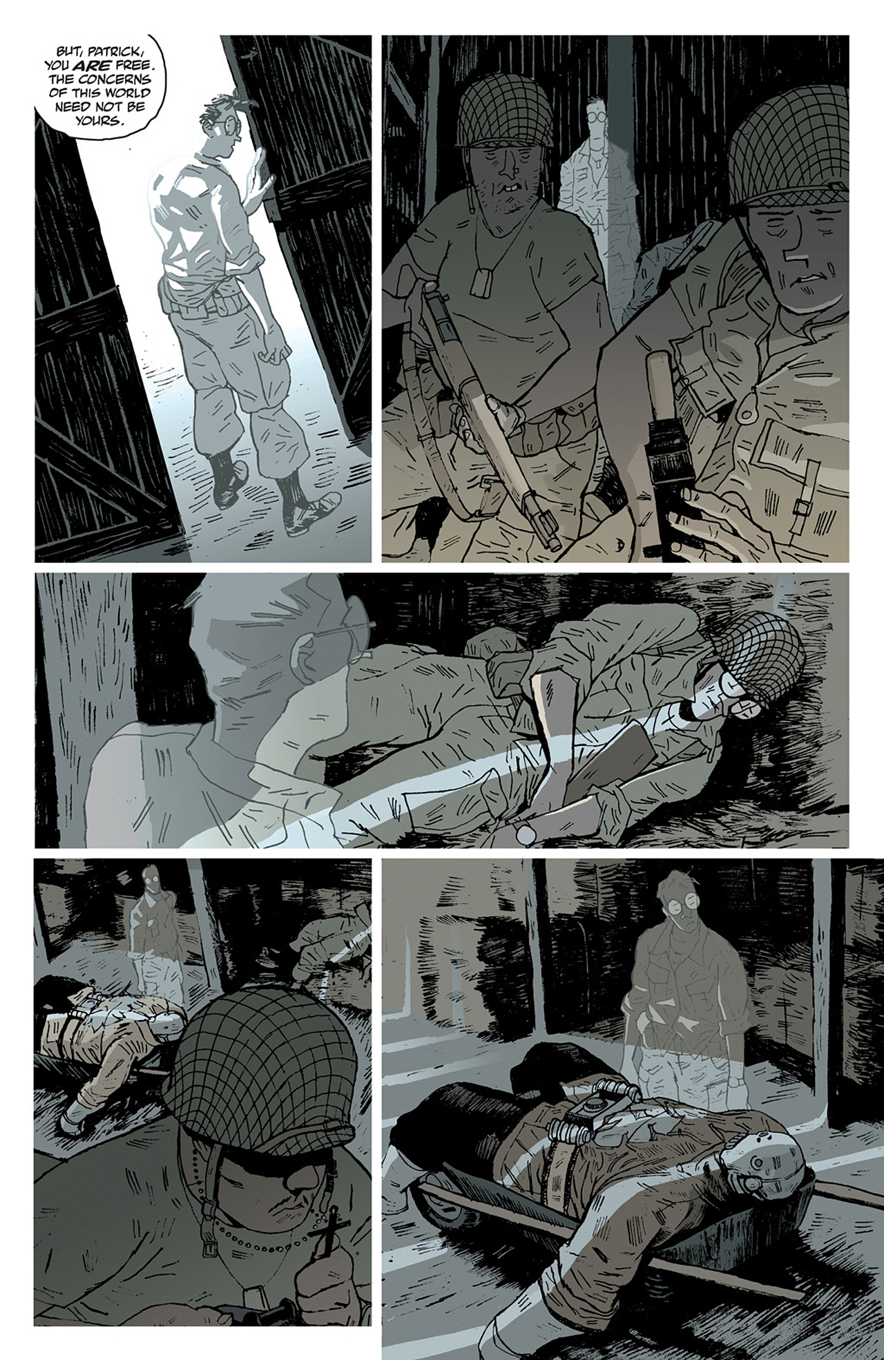Read online Sledgehammer 44 comic -  Issue #2 - 19