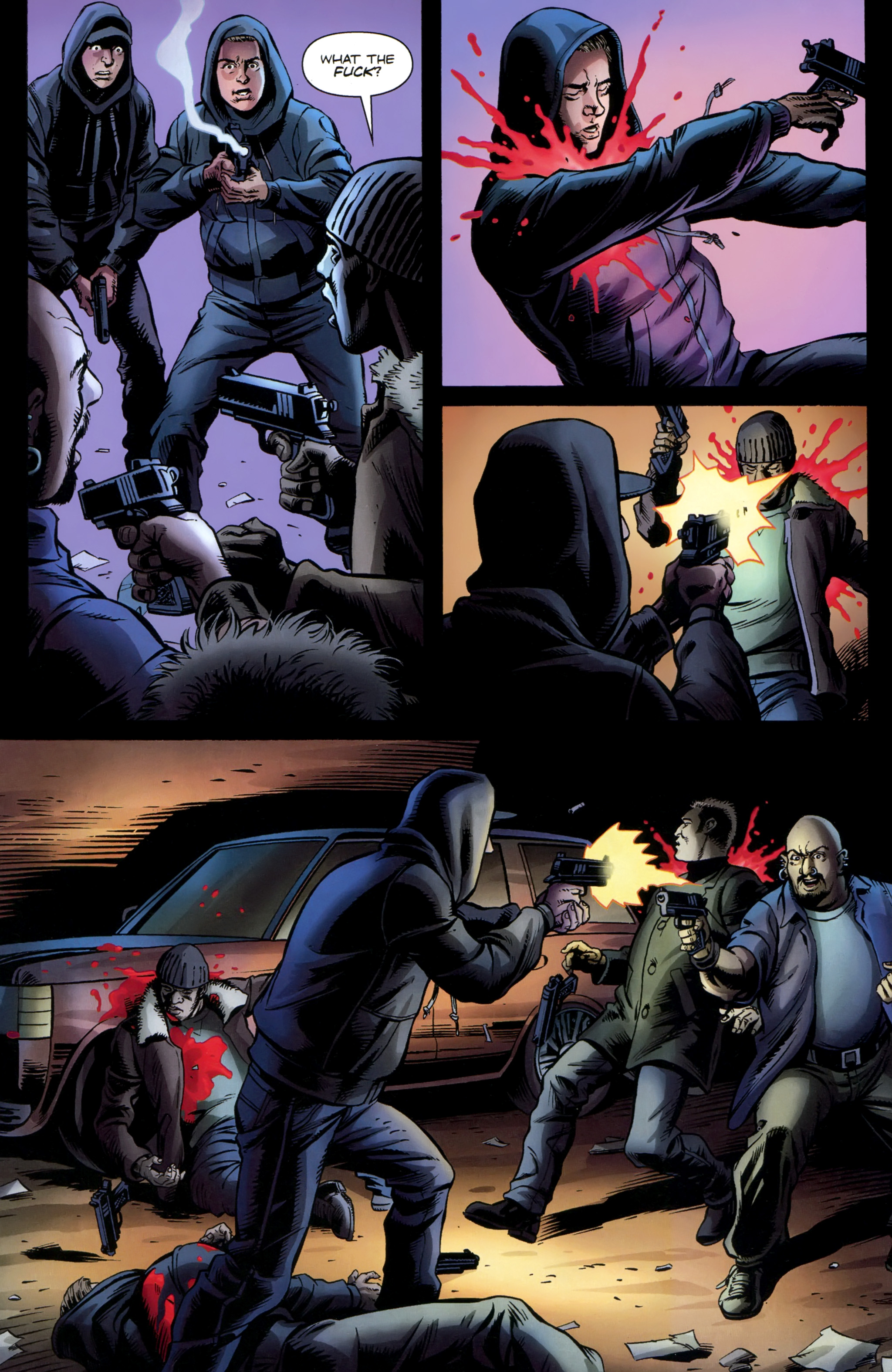 Read online Secret Service comic -  Issue #3 - 16