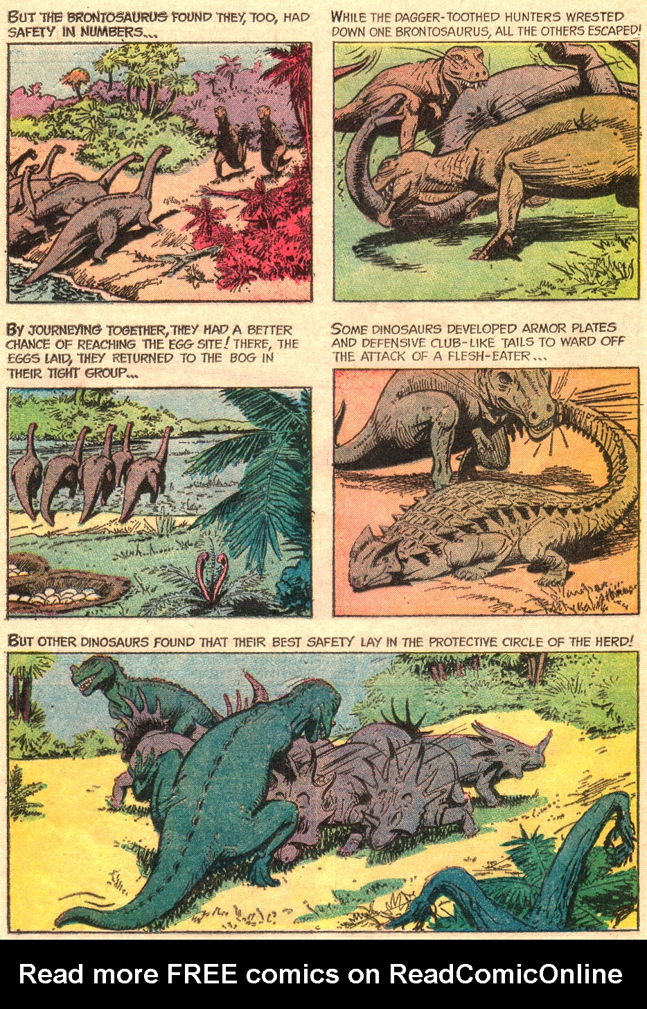 Read online Turok, Son of Stone comic -  Issue #67 - 16