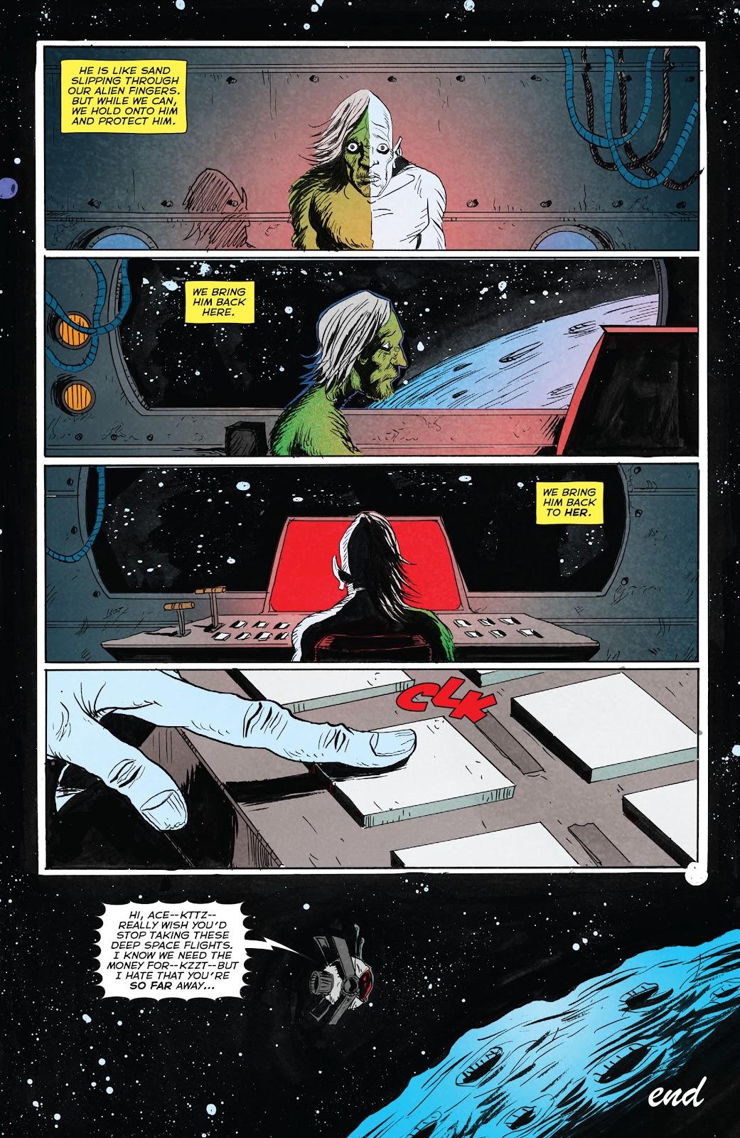 Read online Strange Adventures (2014) comic -  Issue # TPB (Part 1) - 47