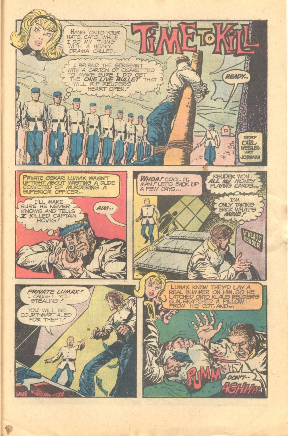 The Witching Hour (1969) issue 60 - Page 29