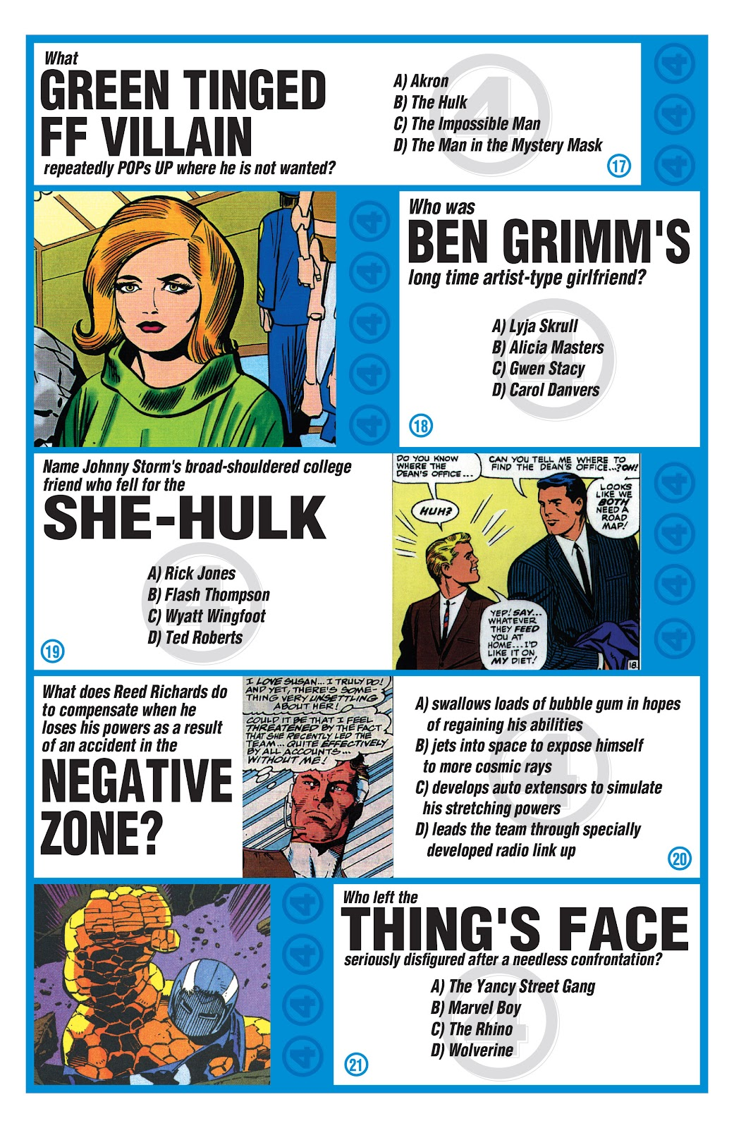 Read online Fantastic Four: The Legend comic -  Issue # Full - 39