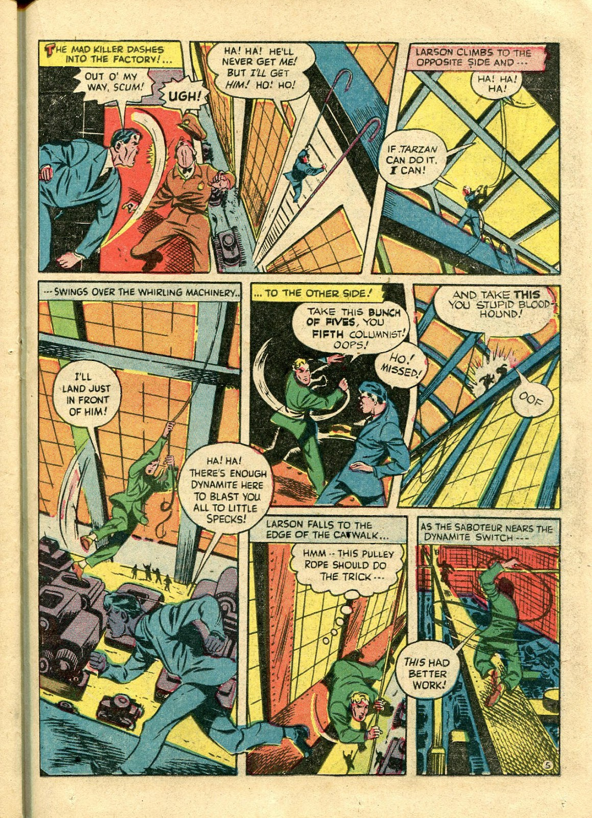 Green Hornet Comics issue 11 - Page 26