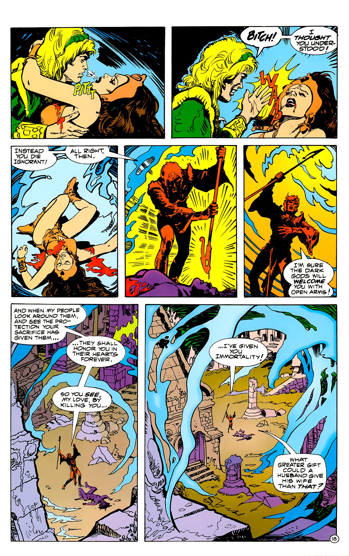 Read online Atlantis Chronicles comic -  Issue #2 - 18