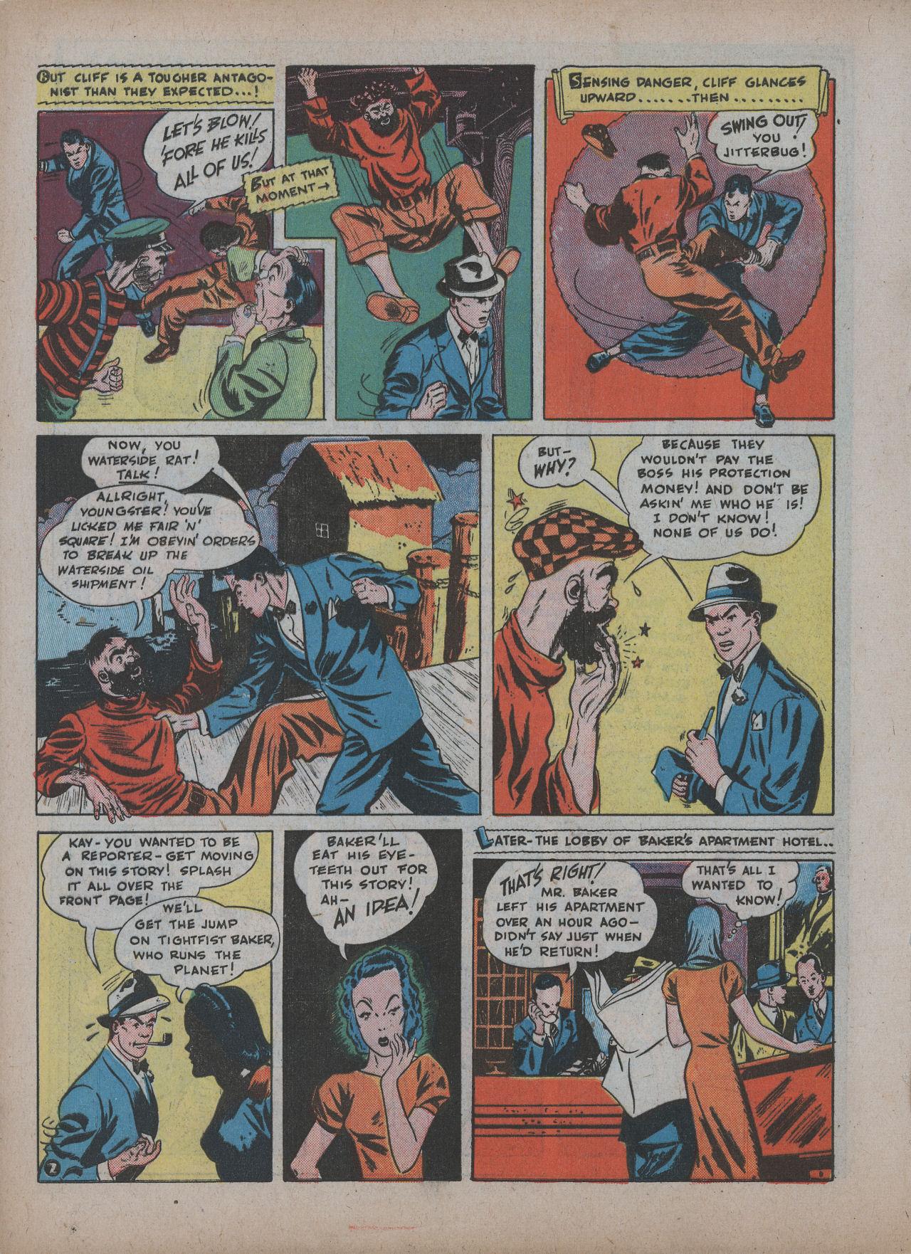 Read online Detective Comics (1937) comic -  Issue #48 - 32