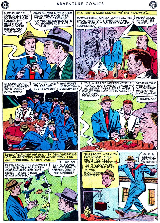 Read online Adventure Comics (1938) comic -  Issue #163 - 27
