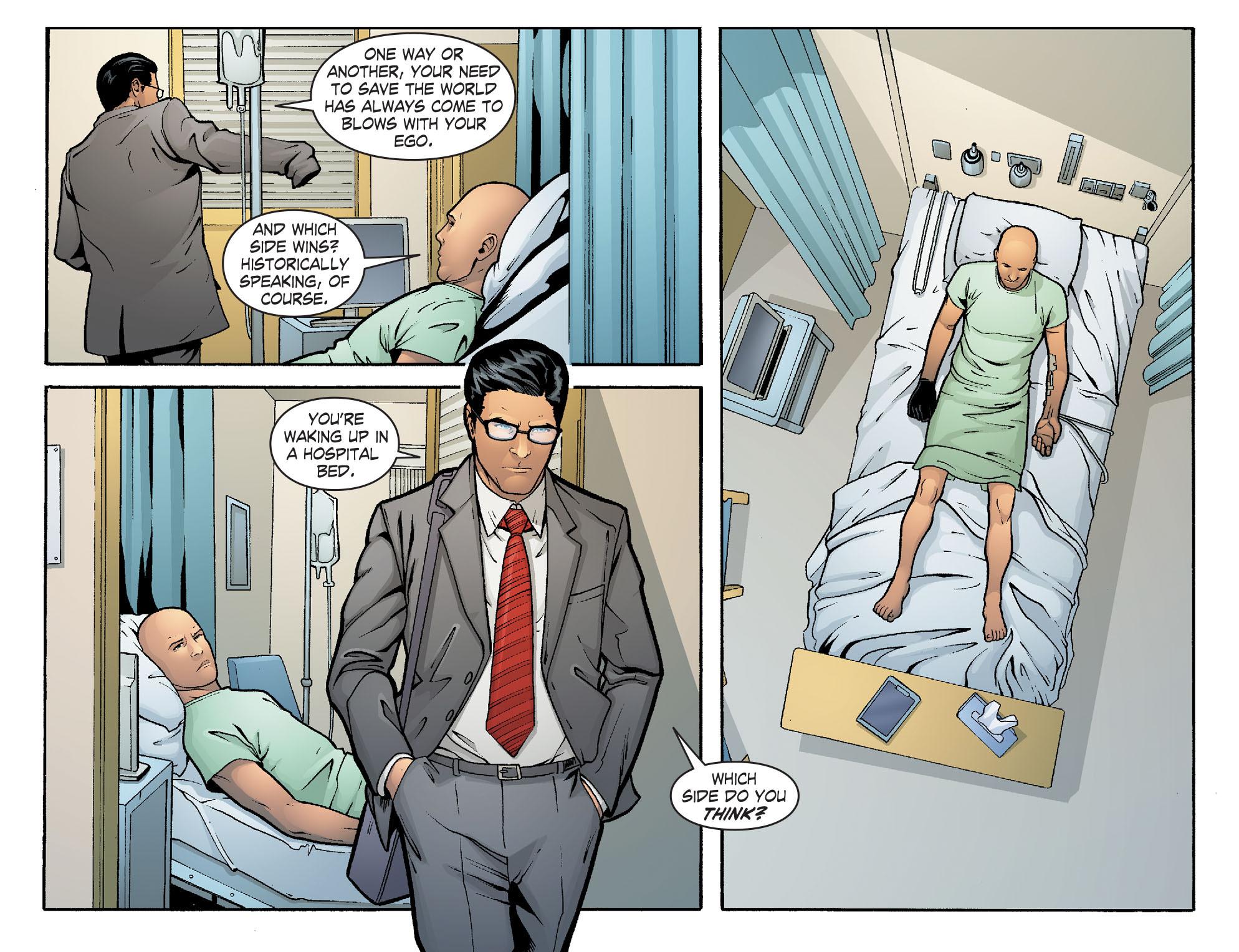 Read online Smallville: Alien comic -  Issue #12 - 8