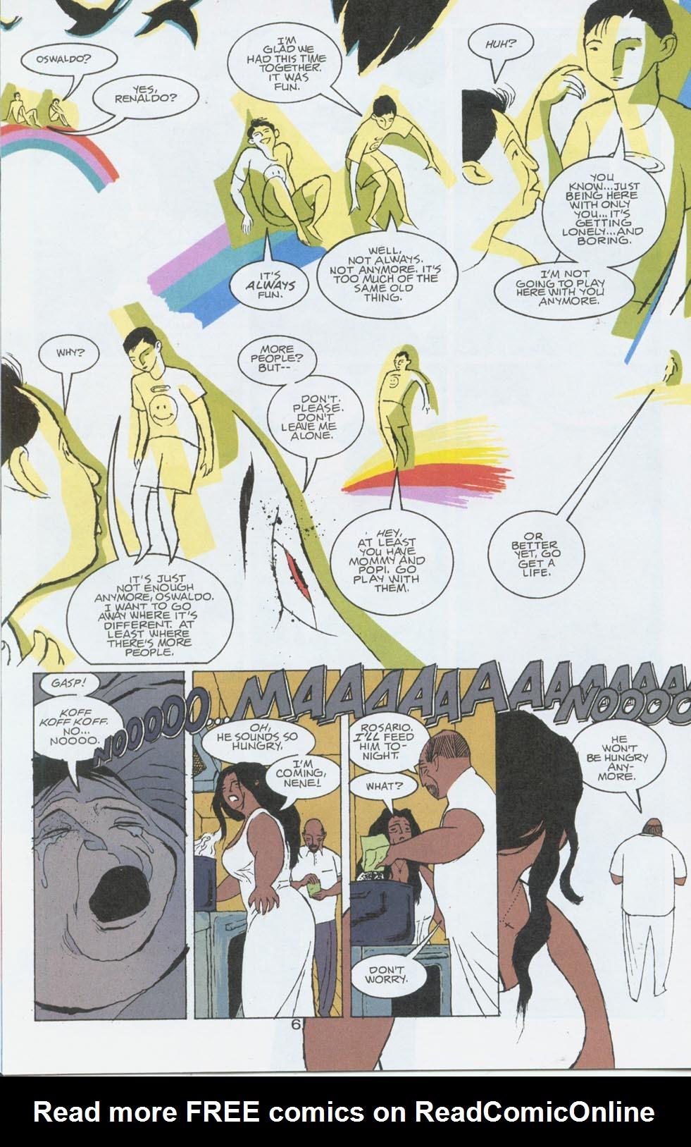 Read online Flinch comic -  Issue #6 - 15