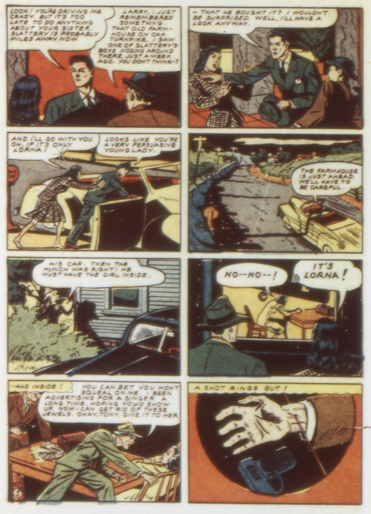 Read online Detective Comics (1937) comic -  Issue #58 - 28