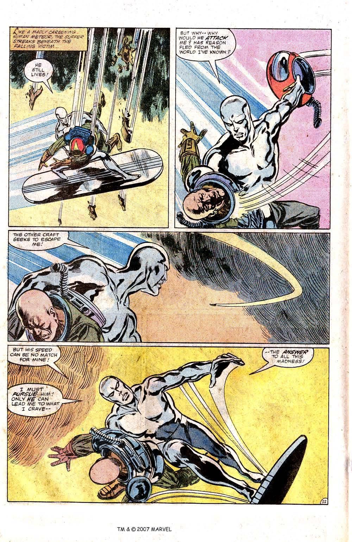 Silver Surfer (1982) Full #1 - English 24