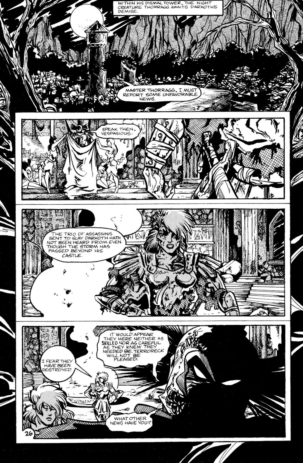 The Realm (1986) issue 8 - Page 28