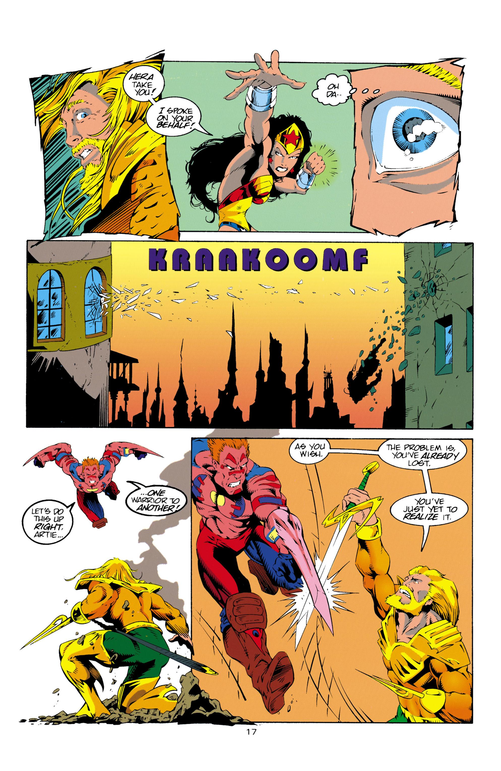 Read online Aquaman (1994) comic -  Issue #16 - 18