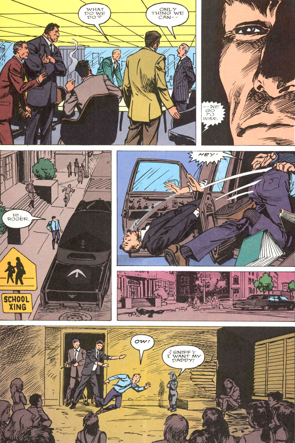 The Punisher Movie Special issue Full - Page 37