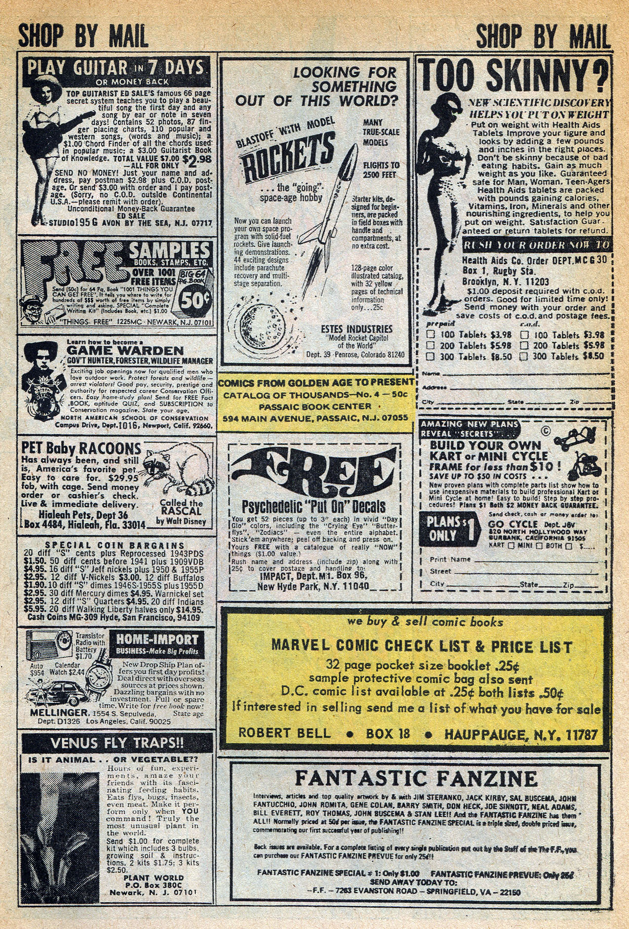 Read online Amazing Adventures (1970) comic -  Issue #1 - 27