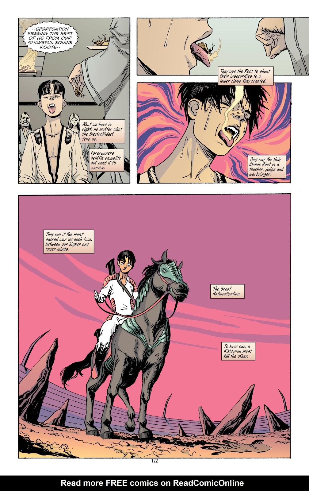 Read online Strange Adventures (2014) comic -  Issue # TPB (Part 2) - 23