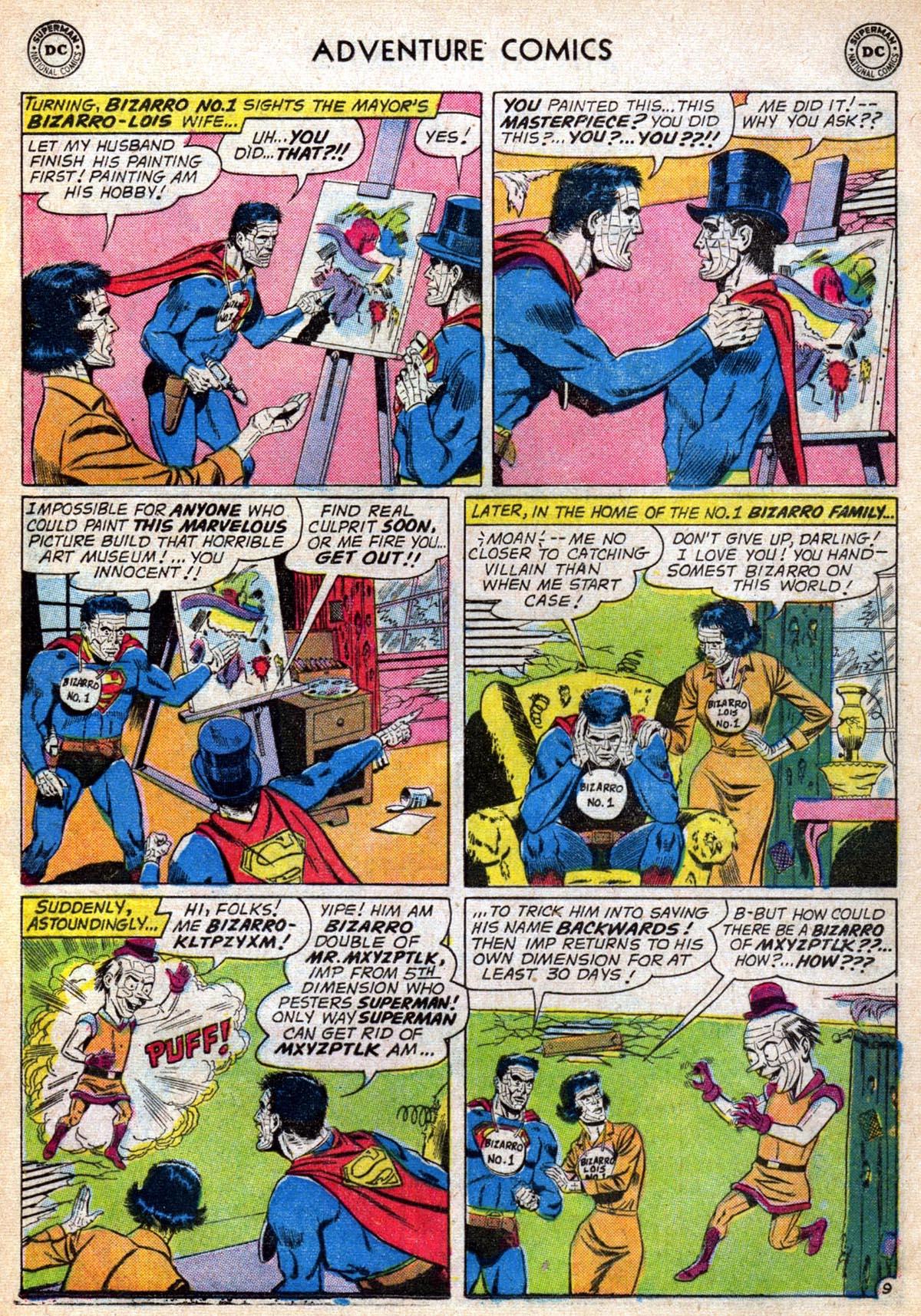 Read online Adventure Comics (1938) comic -  Issue #286 - 29