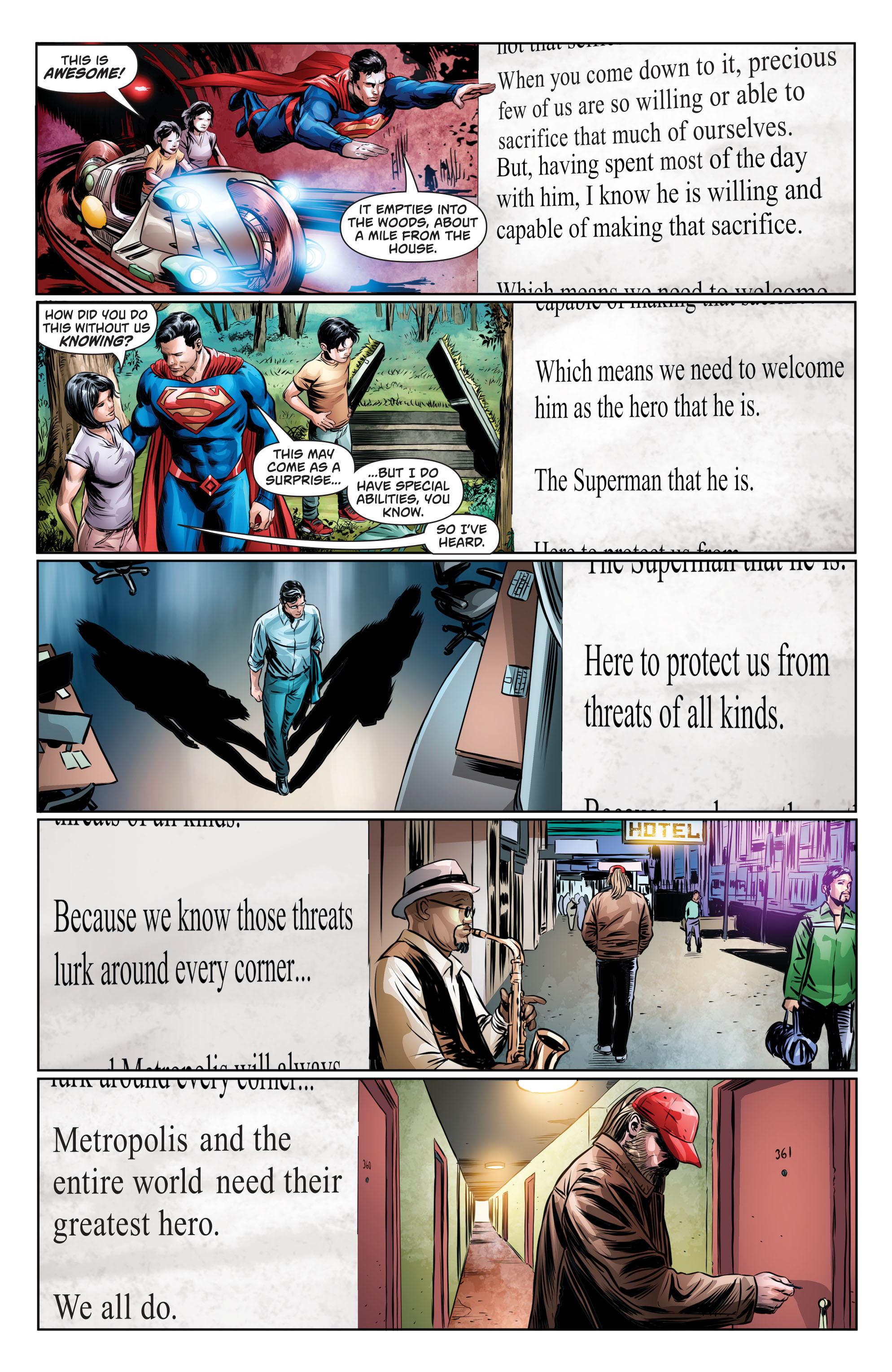 Read online Action Comics (2016) comic -  Issue #964 - 21