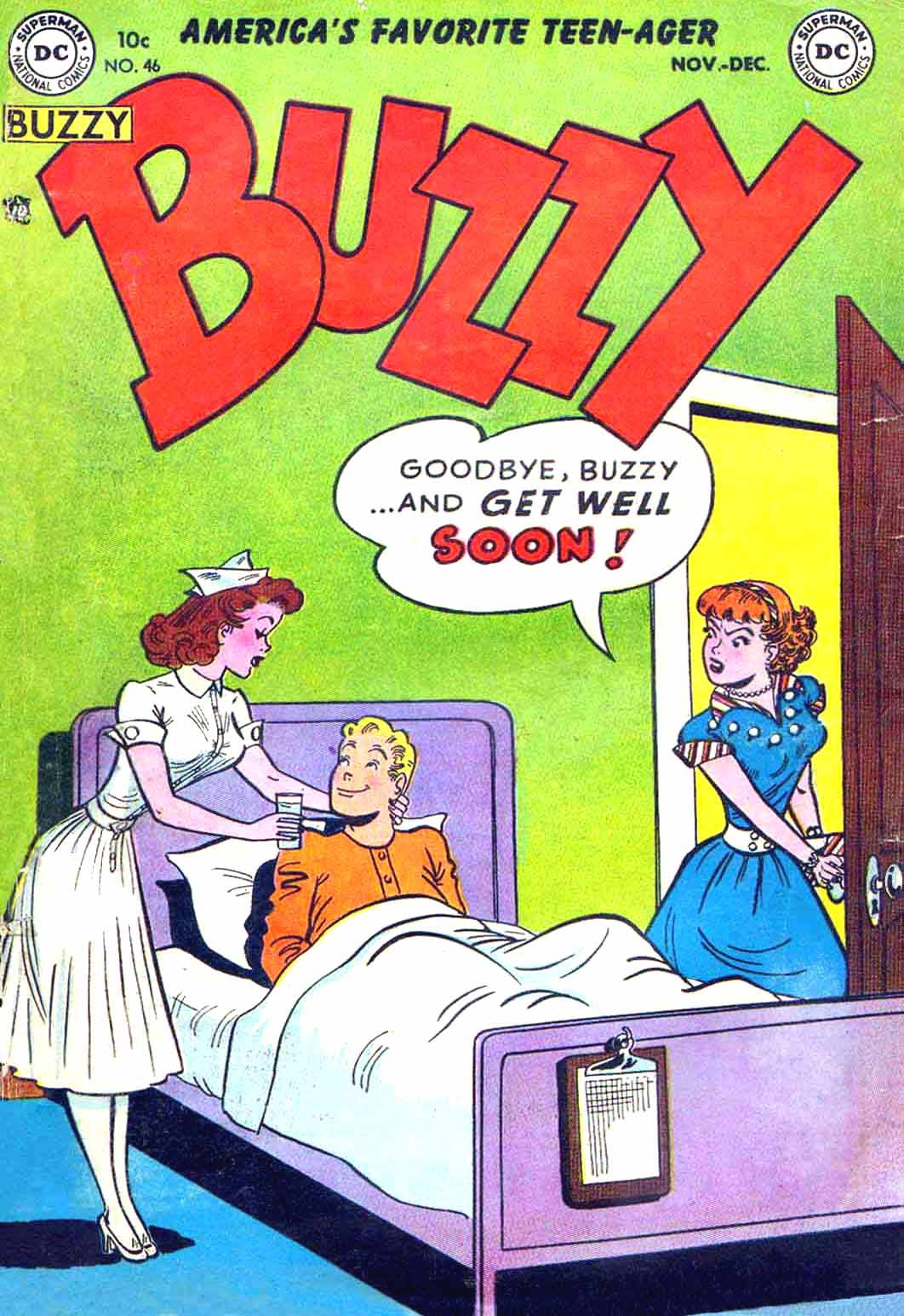 Buzzy issue 46 - Page 1