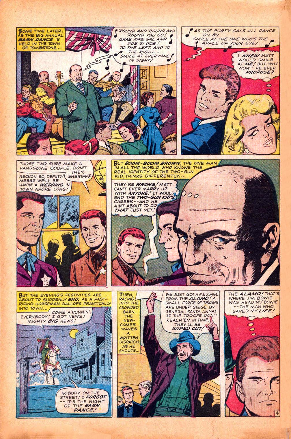 Read online Two-Gun Kid comic -  Issue #75 - 6