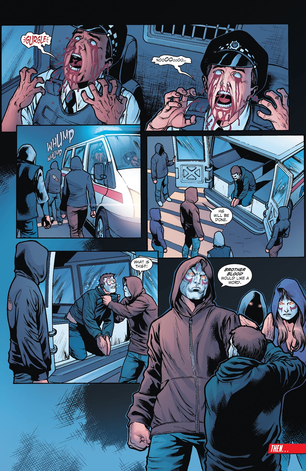 Read online Smallville Season 11 [II] comic -  Issue # TPB 8 - 19