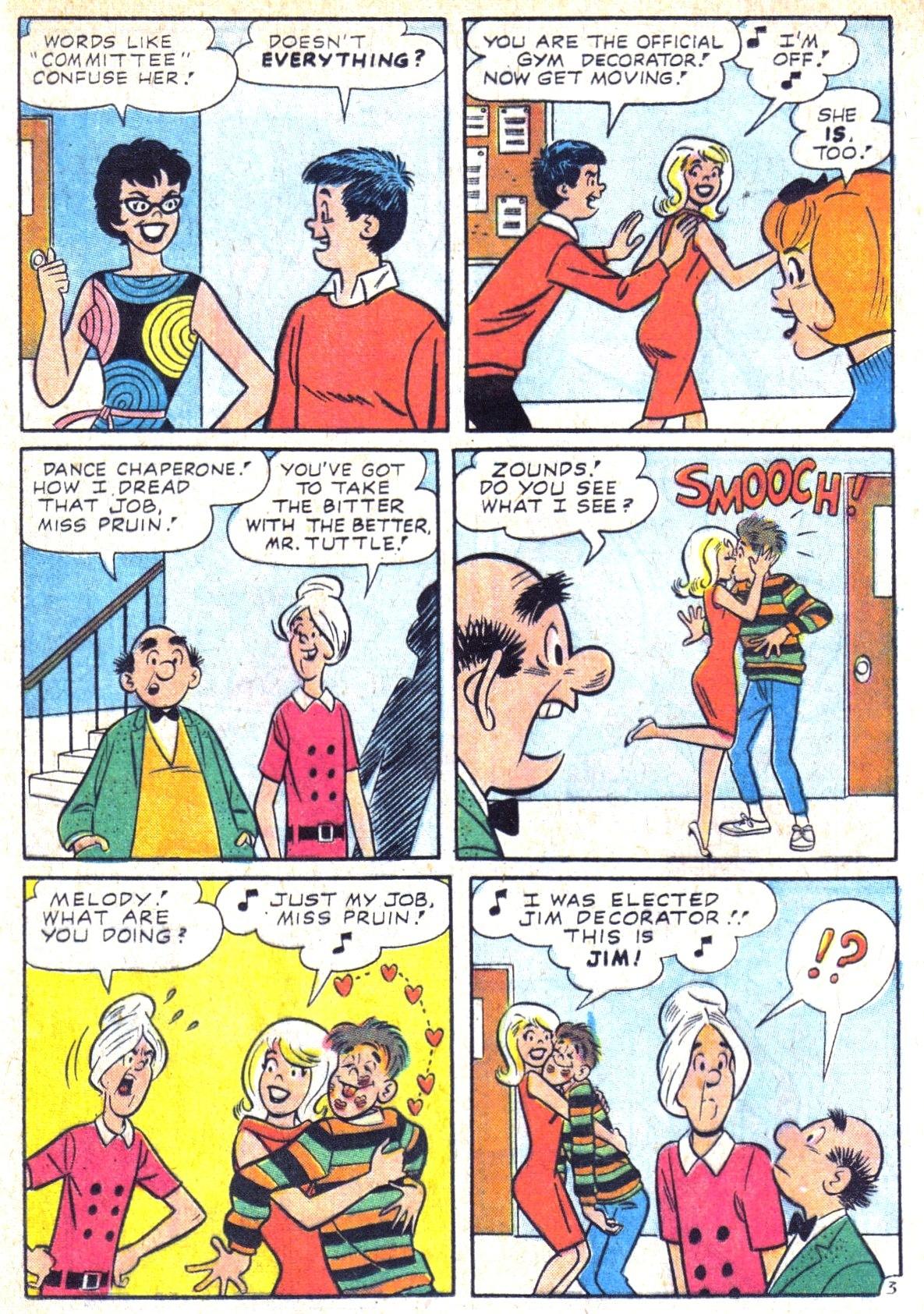 Read online She's Josie comic -  Issue #17 - 5