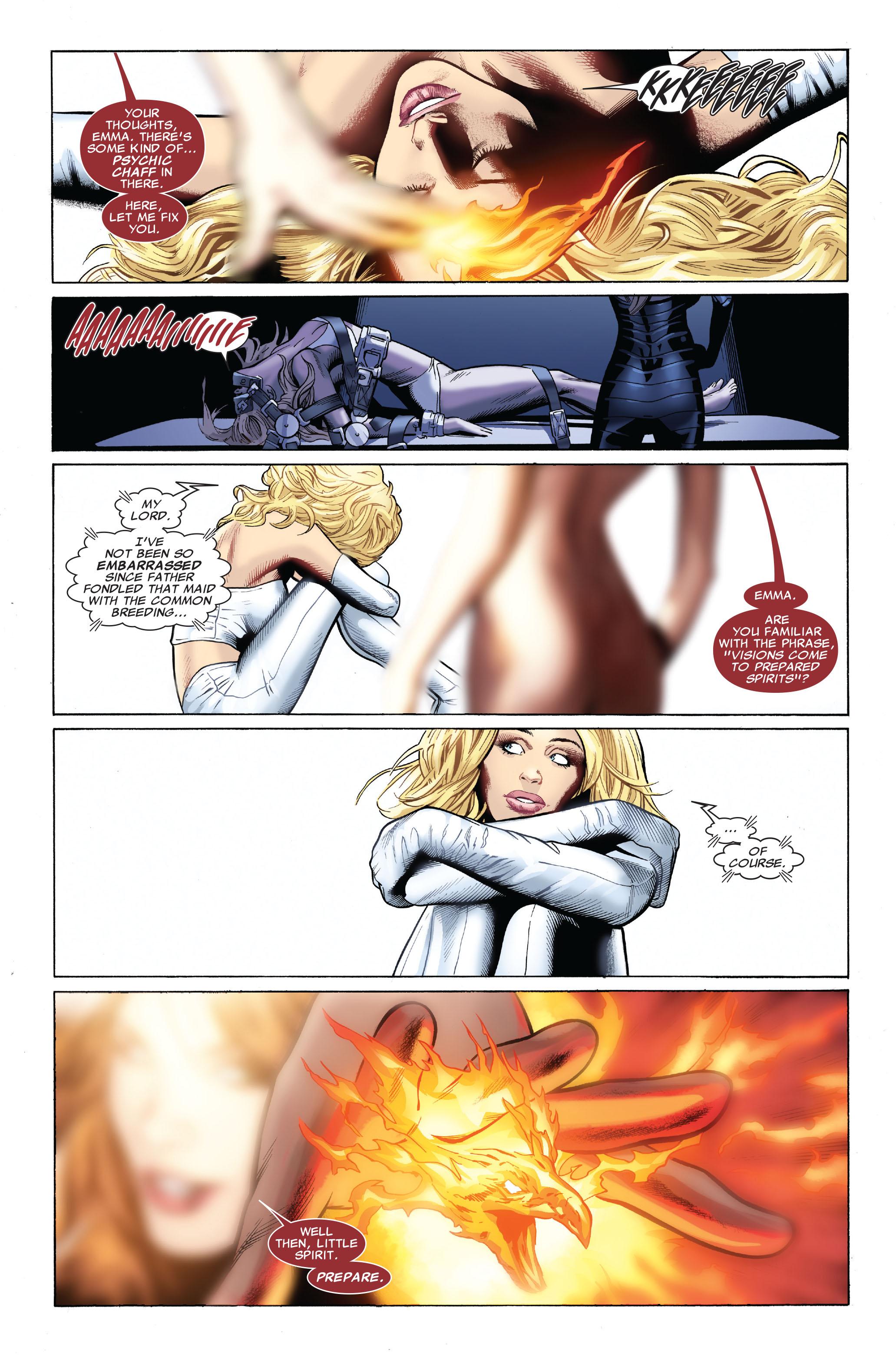 Read online Uncanny X-Men (1963) comic -  Issue #510 - 9