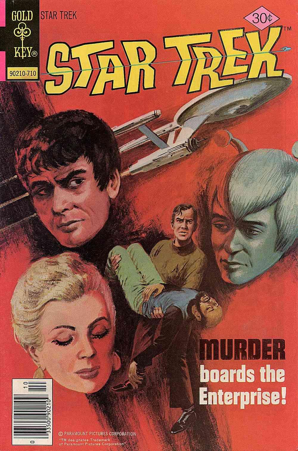 Star Trek (1967) issue 48 - Page 1