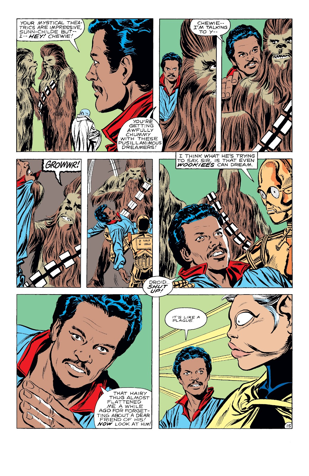 Read online Star Wars Legends: The Original Marvel Years - Epic Collection comic -  Issue # TPB 3 (Part 2) - 51