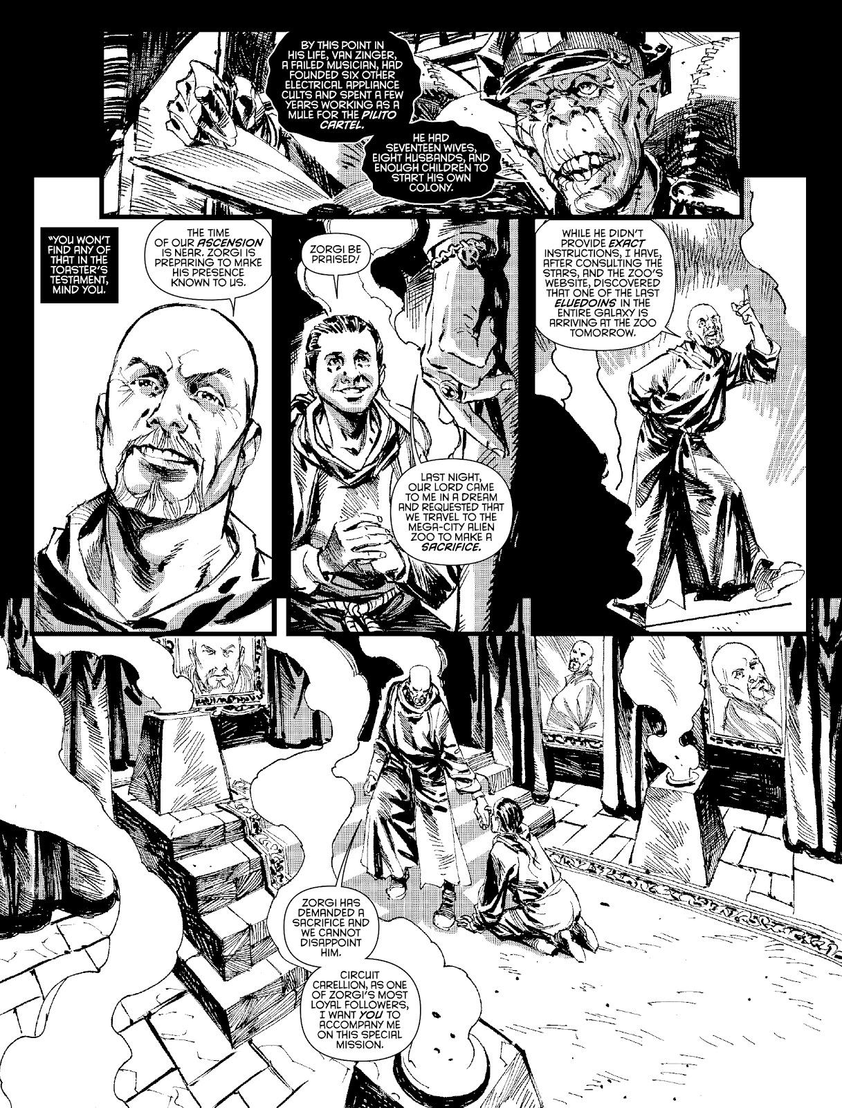 Judge Dredd Megazine (Vol. 5) Issue #381 #180 - English 28