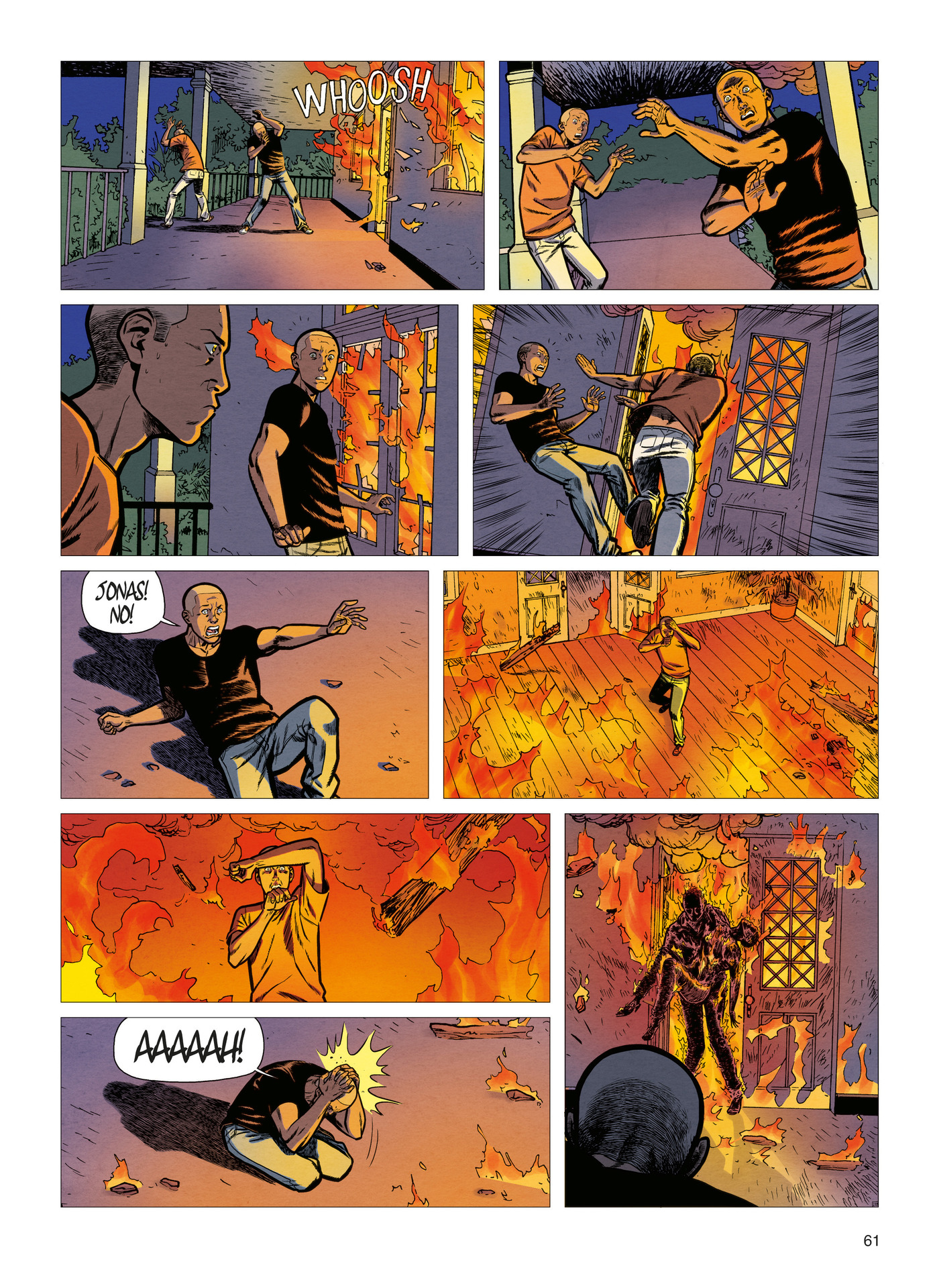 Read online Alter Ego comic -  Issue #4 - 63