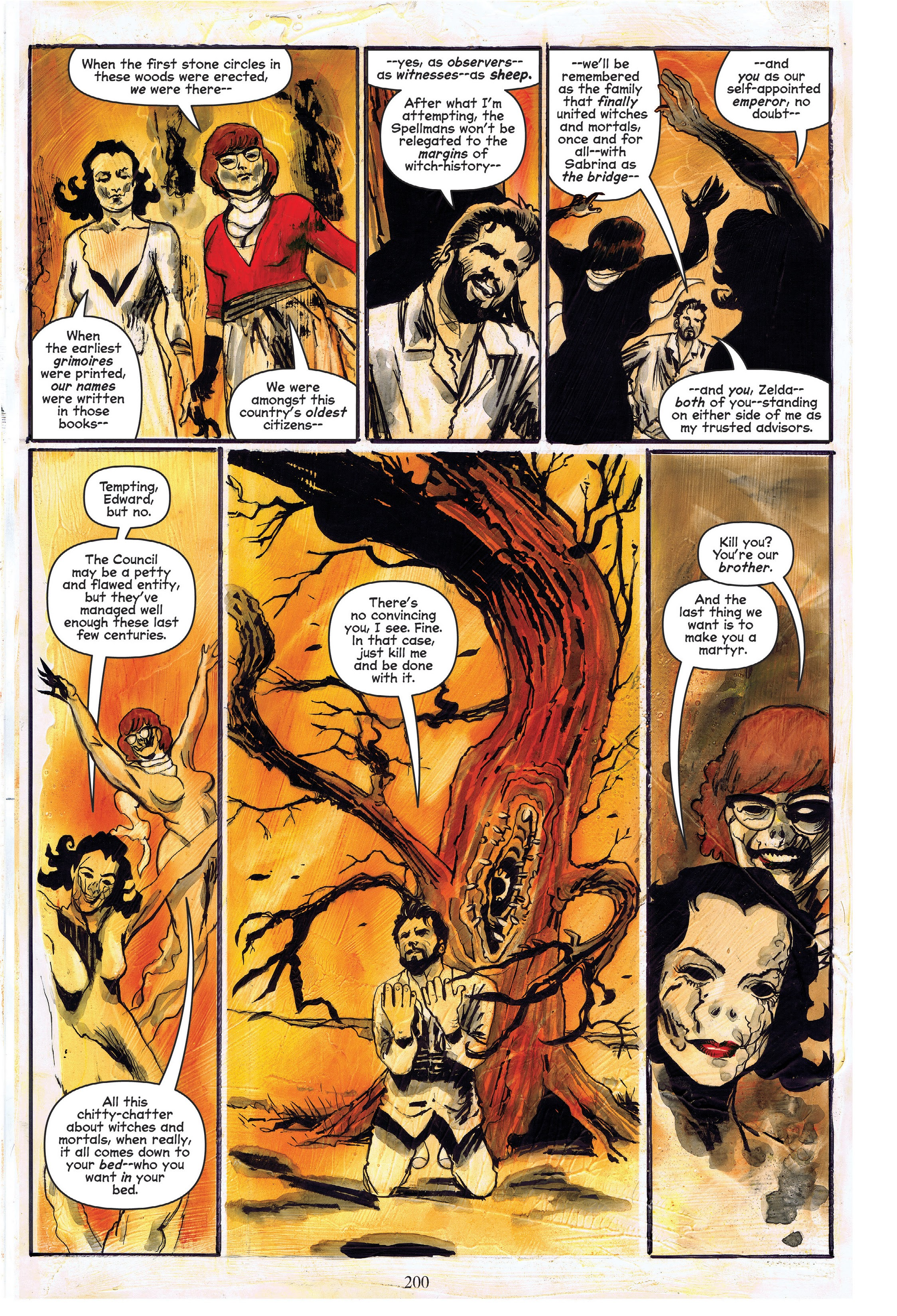 Chilling Adventures of Sabrina: Occult Edition TPB_(Part_3) Page 1