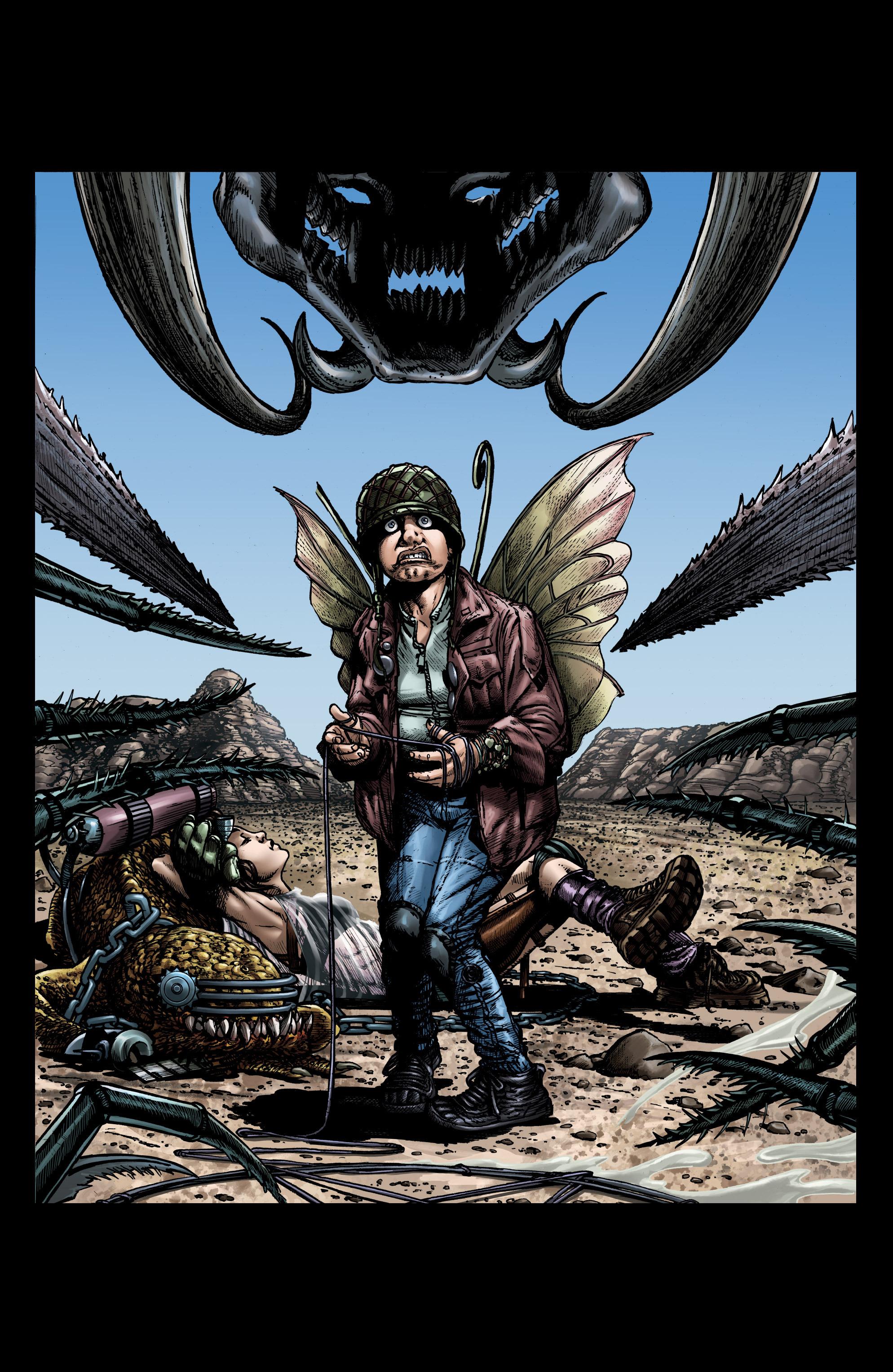 Read online Alan Moore's Cinema Purgatorio comic -  Issue #2 - 51