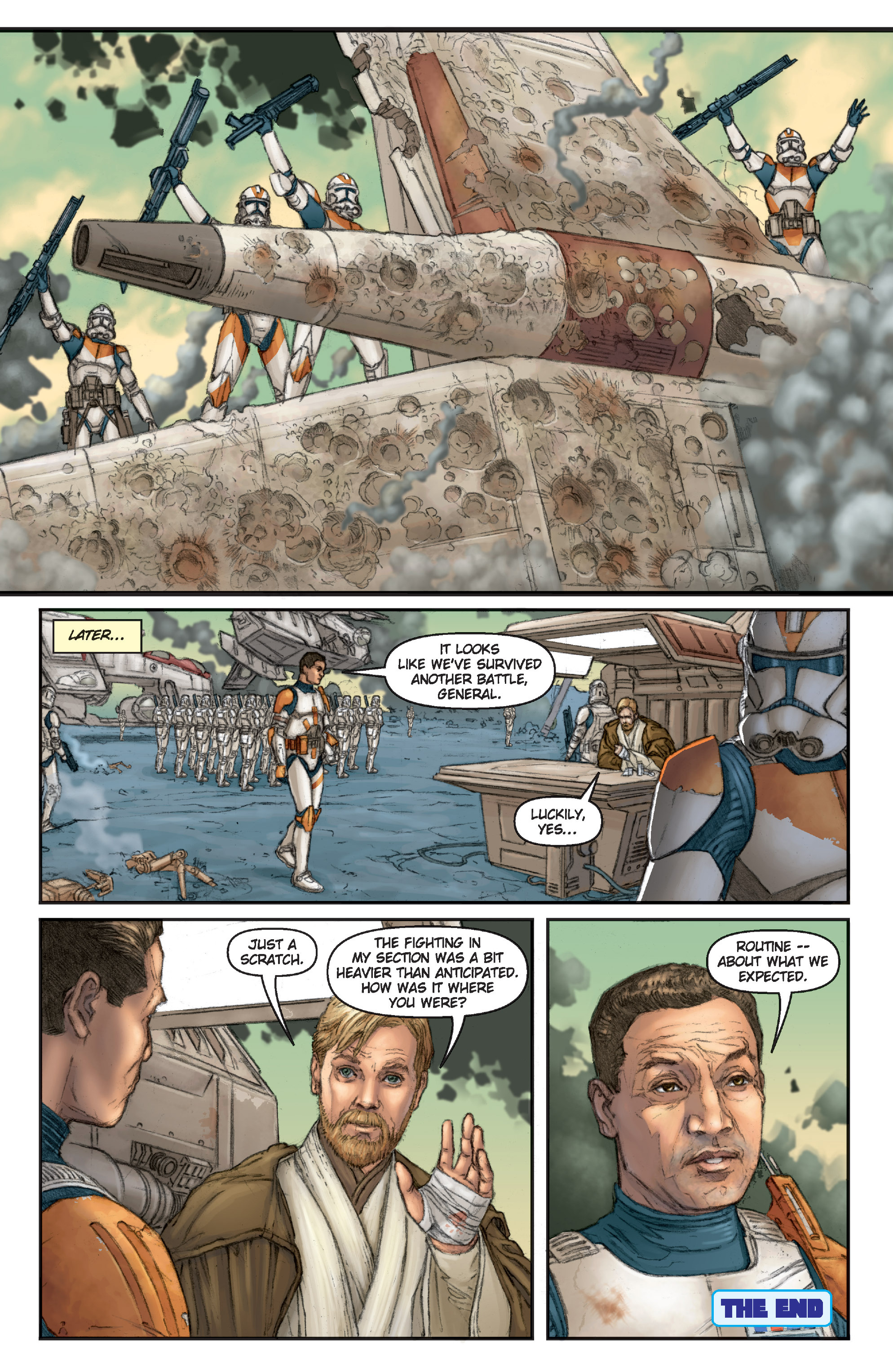 Read online Star Wars Omnibus comic -  Issue # Vol. 26 - 357