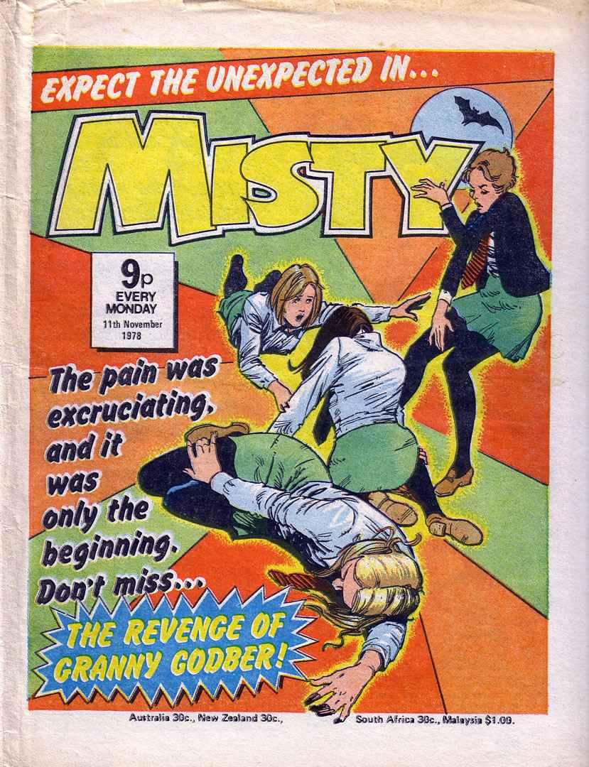 Misty (1978) 41 Page 1