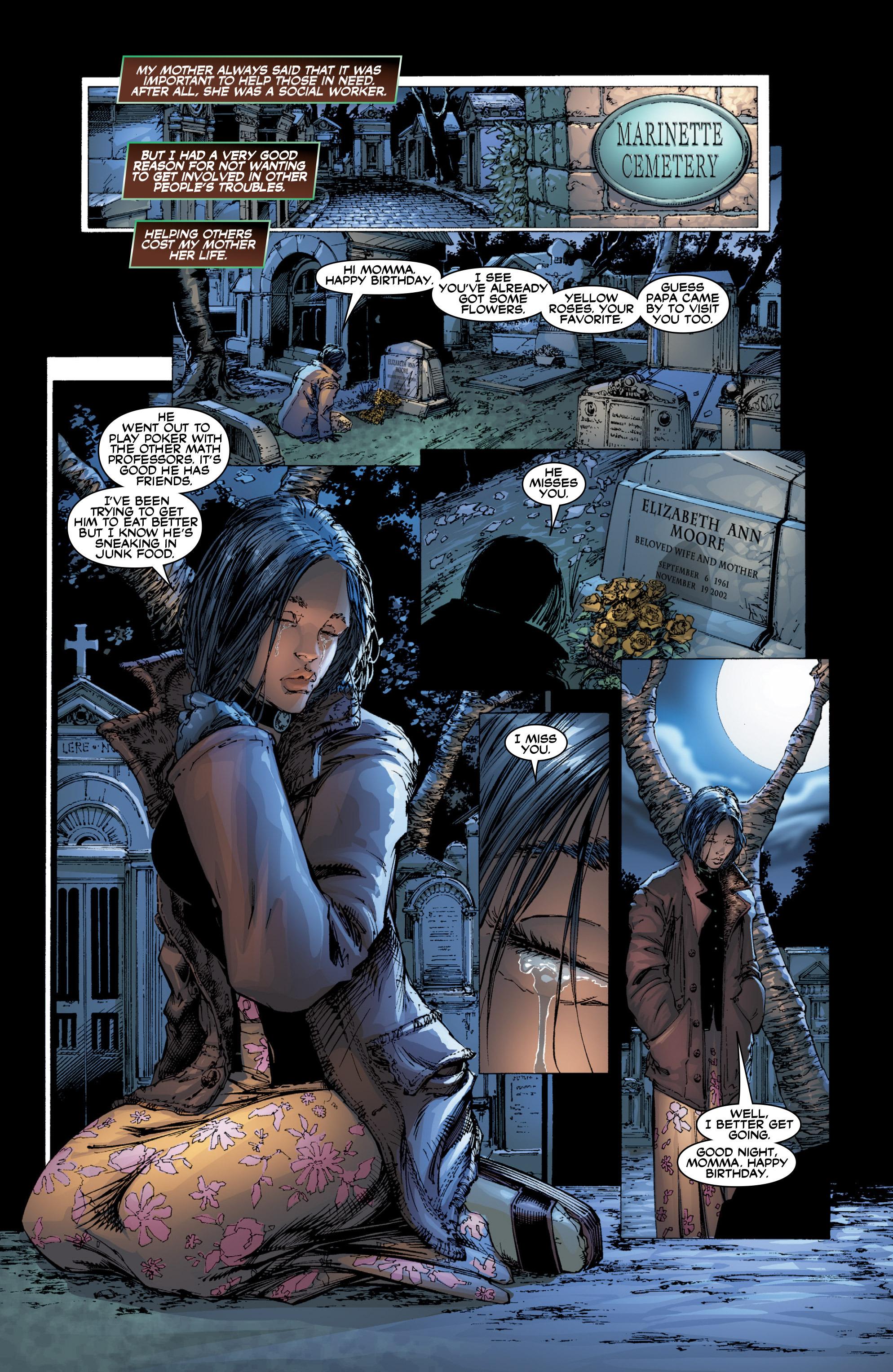 Read online Wraithborn Redux comic -  Issue #1 - 25