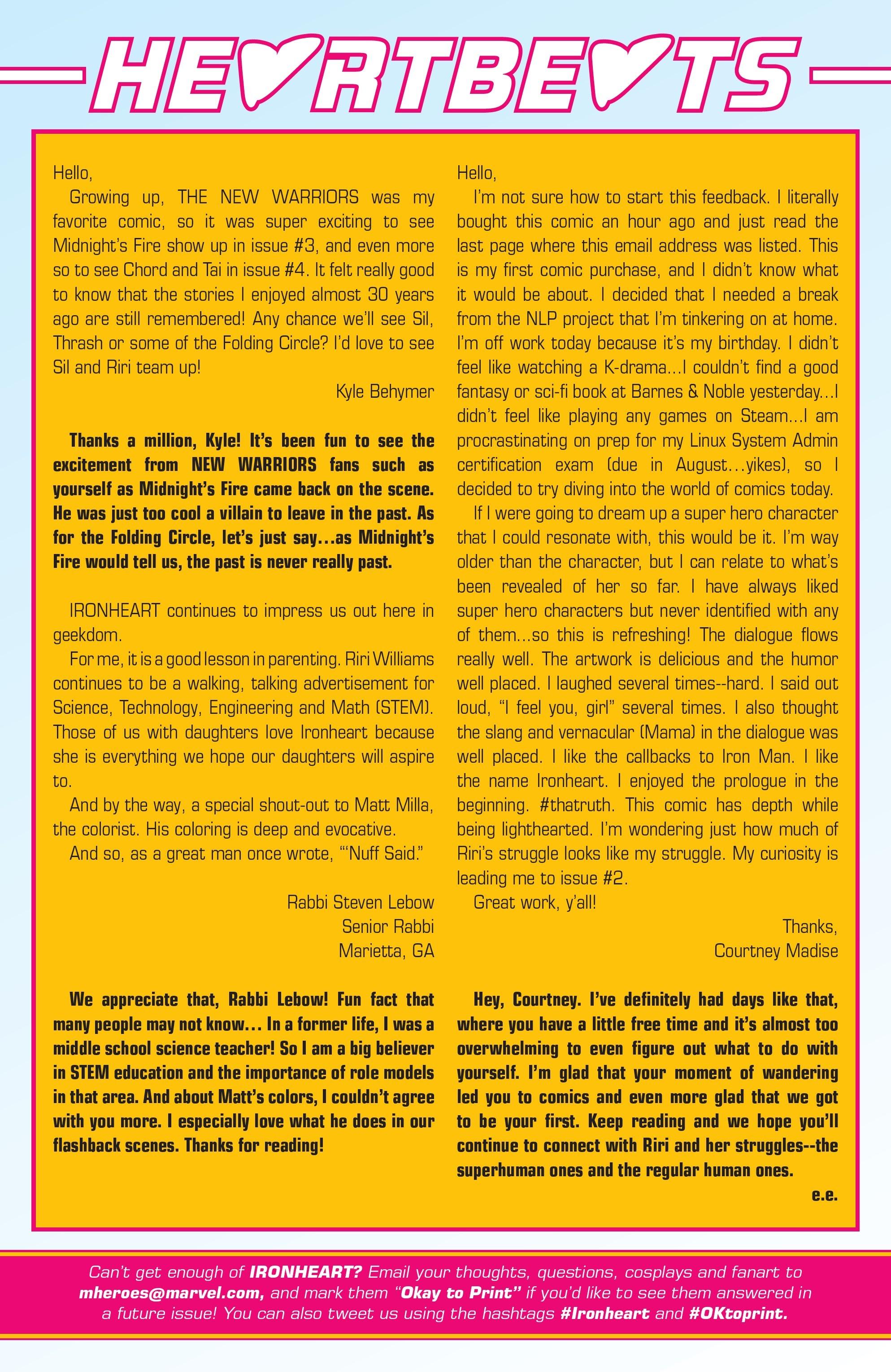 Ironheart 7 Page 21